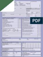 088 - Work Permit Form