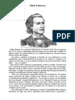 [Www.fisierulmeu.ro] Mihai Eminescu (Biografie)x D