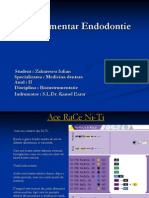 Instrumentar Endodontie bun