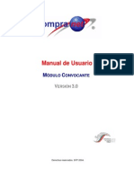 Manual Del Usuario Compranet