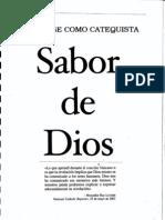 Iniciarse Como Catequista