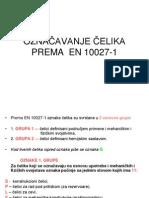 Oznacavanje Celika Prema en 10027-1