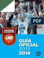 Guia LNB 2013-14