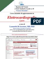 Corso Base Di Elettrocardiografia I Parte Diapositive