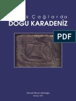 Antik Caglarda Dogu Karadeniz