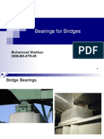 Bearings for Bridges