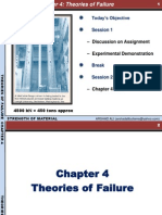 Notes On Theories of Failure