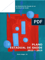 Plano Estadual de Saude 2012-2015 Final