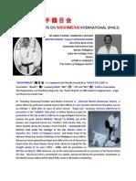 the international washimekai karatedo updated 2014