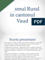 Turismul Rural in Cantonul Vaud