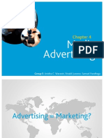 Media Advertising in Marketing Financial Products