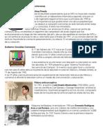 Científicos mexicanos y sus aportaciones