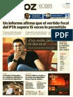 Dossier del periodista Juan Blanco en 'La Voz de Jerez'