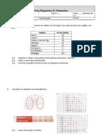 Teste Diagnóstico de Matemática 9º Ano