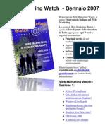 Web Marketing Watch n. 2 - Novità e Tendenze di Web Marketing by Enrico Madrigrano - Top Web Marketing and Seo Expert