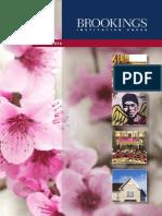 Brookings Institution Press Spring 2014 Catalog