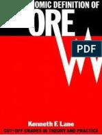 The Economic Definition of Ore