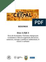 EJE 3 - Área de Economia  Turismo  Integração económica e blocos regionais   .pdf
