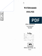 83945606 Water Hammer Analysis by J Parmakian