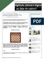 Aprendendo a Jogar Xadrez - Nível Básico_ Iniciante - Xadrez Batatais