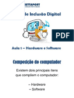 Aula 1 - Hardware e Software