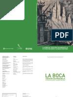 Catálogo sobre La Boca según Quinquela