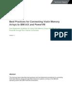 Violin Technical Report IBM Host Attach Guide