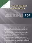 Principles of Patient Skin Preparation