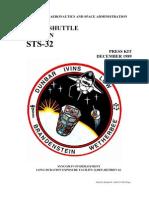 NASA Space Shuttle STS-32 Press Kit