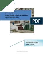 MODELOS DE PLANIFICACIÓN