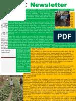 SSF Newsletter 2008 Volume 1