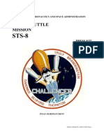 NASA Space Shuttle STS-8 Press Kit