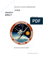 NASA Space Shuttle STS-7 Press Kit