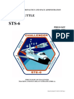 NASA Space Shuttle STS-6 Press Kit