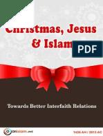 Christmas Jesus and Islam