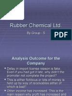 Rubber Chemicals Ltd