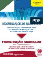 Fibrilhacao Auricular v2012