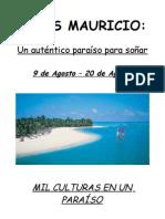 Illes Maurici 2009
