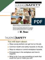 Safety talk