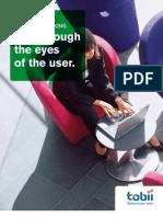 Tobii Usability Brochure