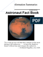 NASA Astronaut Fact Book 2005