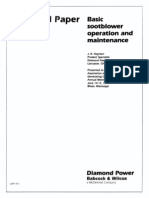 Basic Sootblower Operation and Maintenance (DPTP-79-1)