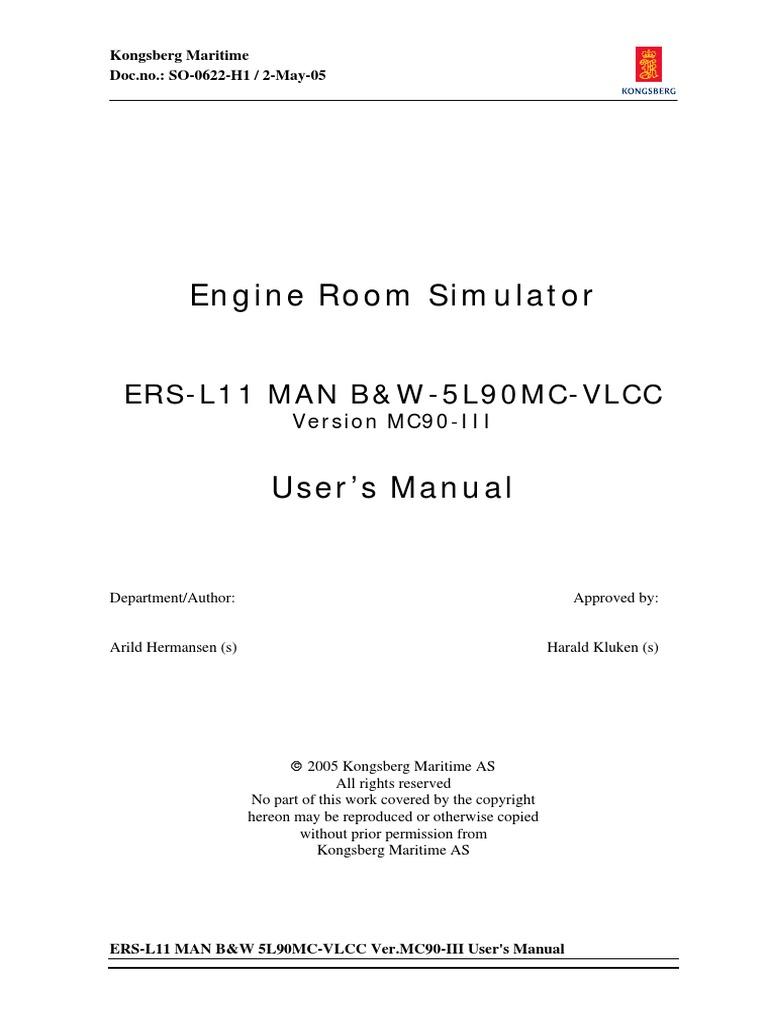 KongsBerg | Turbocharger | Engines