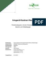 handout - irmgard-kestner-haus