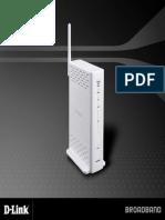 DSL-2642B_D2_Manual_v1.00