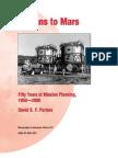 NASA Mars Human Mission Planning 1950-2000
