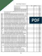 0-IEC Standards List