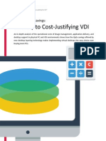 eBook - How to Cost-Justify VDI Through Operational Savings