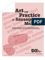 The Art and Practice of Sausage Making