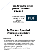 Jefferson Boulevard Presentation 1.13.14